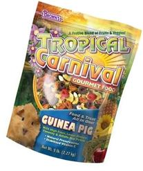 F.M. Brown's Tropical Carnival Guinea Pig Food, 20-Pound