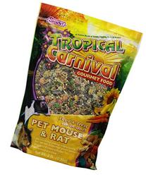 F.M. Brown's Tropical Carnival Mouse and Rat Food, 2-Pound