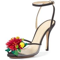 Women's Charlotte Olympia Tropicana Ankle Strap Sandal