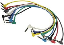 Hot Wires PC1817TRS Balanced Patch Cables - Right Angled