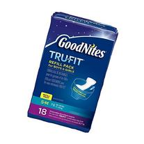 GoodNites TRU-FIT Disposable Absorbent Inserts for Boys &