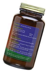 Healthforce Truly Natural Vitamin C, Powder, 171-Grams, 6 oz
