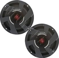 "Pioneer TS-M650PRO 6-3/4"" PRO Series High Efficiency Mid-"