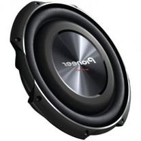 """Pioneer Ts-sw3002s4 12"""" 1500-watt Shallow Subwoofer With"""