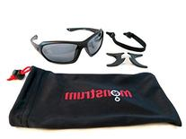 Monstrum Tactical TS01 Protective Sunglasses with Detachable