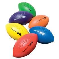 Voit Tuff Coated Foam Mini Football