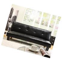 Chelsea Lane Tufted Mini Sofa Bed Lounger