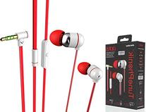 Aleratec TunePhonik iXR5 Universal 3.5mm Wired In-Ear Earbud