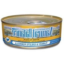 Natural Balance Wild Pursuit High Protein Canned Cat Food,