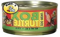 Box Turtle Wet Food, 6-Ounce