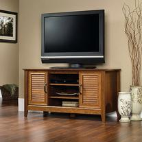 TV Stand Entertainment Media Center Flat Screen Storage