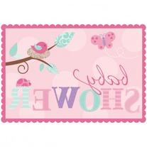 Tweet Baby Girl Invitations w/ Envelopes