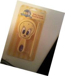 Baby Tweety Brush and Comb
