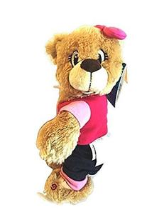 Twerking Dancing Plush Teddy Bear