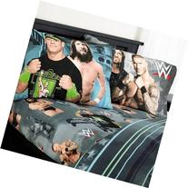 "WWE ""Industrial Strength"" Twin Bedding Comforter and Twin"