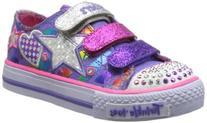 Skechers Kids TWINKLE TOES Classy Sassy Light-Up Sneaker