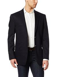 Nautica Men's Blazer, Navy, 42 Regular