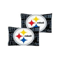 Two Officially Licensed NFL Anthem Polyester Pillowcases -