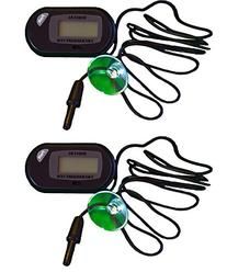 Two Pack Of Professional Digital Thermometers for