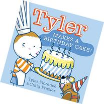 Tyler Makes a Birthday Cake