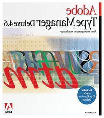Adobe Type Manager Deluxe 4.6 Mac