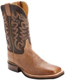 """Justin Boots Men's U.S.A. Aqha Lifestyle Collection 11"""" Q-"""