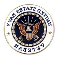 U.S. Navy USN Veteran Lapel Pin