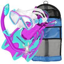 U.S. Divers Junior Regal Mask, Trigger Fins and Laguna