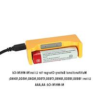 ThruNite U1 Charger + 1x3400mAh 18650 Battery --