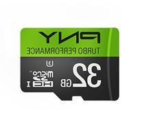 PNY U3 Turbo Performance 32GB High Speed MicroSDHC Class 10