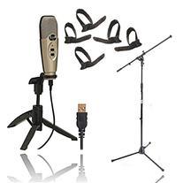 CAD Audio U37 USB Studio Condenser Vocal,Instrument &