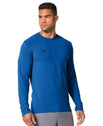 Men's UA Charged Cotton® Longsleeve T-Shirt Tops by Under