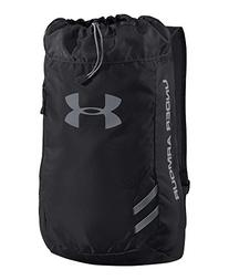 Under Armour Trance Sackpack, Black/Black, One Size