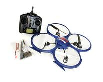 Tenergy UDI UPDATED Discovery U818A-1 2.4Ghz 4CH 6 Axis Gyro