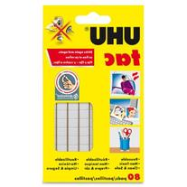 UHU 99683 Tac Adhesive Putty- Removable/Reusable- Nontoxic-