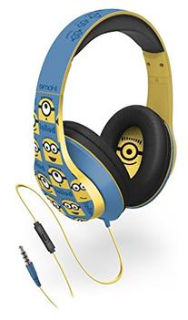 Minions from Despicable Me Over The Ear Headphones with