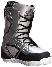 thirtytwo Men's UL 2 Snowboard Boot, Silver, 10 M US