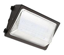 120W LED Wall Pack, Daylight 5000K, 11,000 LM, 800W HID
