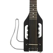Traveler Guitar ULST BLK Ultra-Light Steel Acoustic/Electric