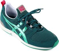 Onitsuka Tiger Women's Ult-Racer Shoe,Shaded Spruce/Emerald,