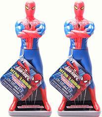 Ultimate Spiderman Bubble Bath, Web Slingin' Watermelon, 8.5