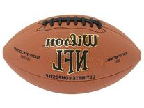 Wilson Ultimate Composite NFL Junior Football
