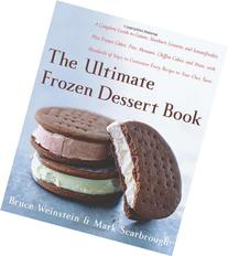 The Ultimate Frozen Dessert Book: A Complete Guide to Gelato