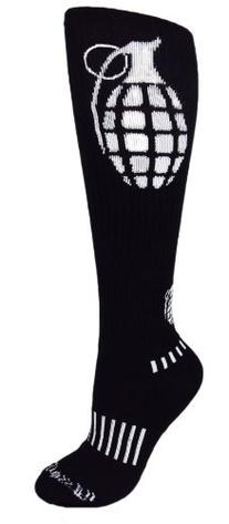 MOXY Socks THE Ultimate Grenade Knee-High Socks