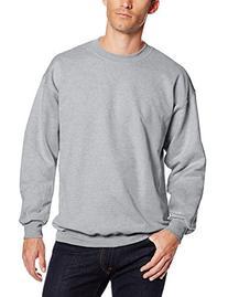 Hanes Men's Ultimate Heavyweight Fleece Sweatshirt, Light