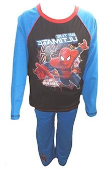 Spiderman Be the Ultimate Little Boy's Pyjamas Age 4-5 Years