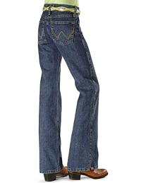 Wrangler Ultimate Riding Girls' Jeans Am Spirit 12 R