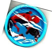 Marvel Ultimate Spider-man Plates