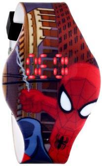 Marvel Ultimate Spider-Man  Kids' SPD1432 Digital Display