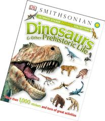 Ultimate Sticker Activity Collection: Dinosaurs and Other